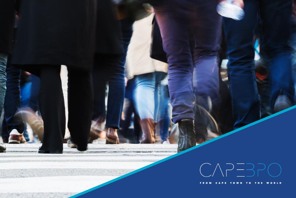 CapeBPO Quarterly Job Growth